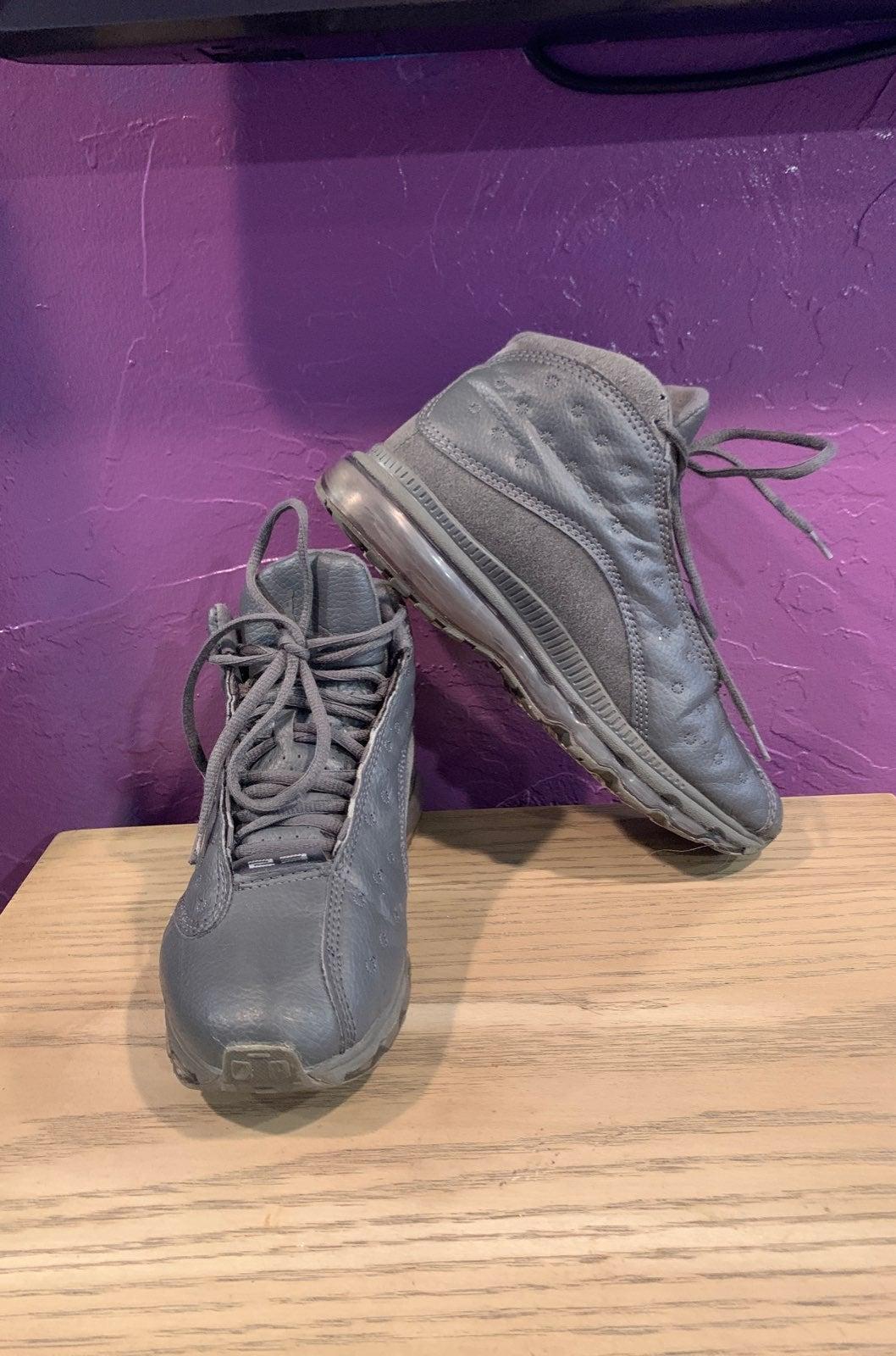 Air Jordan Retro 13 All Gray 7.5