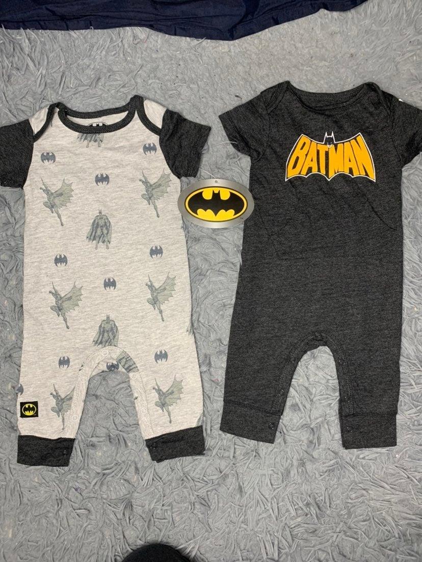 Baby Batman Pajamas