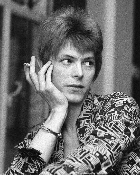 David Bowie Ziggy musician 8x10 photo