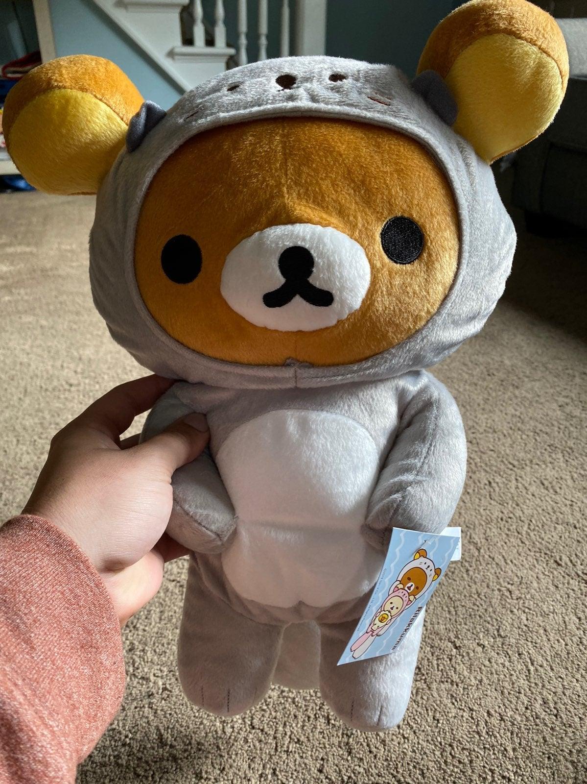 Rilakkuma plush bundle panda