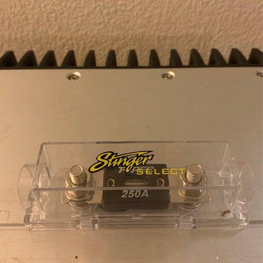 Stinger Select ANL Fuse Holder W/fuse