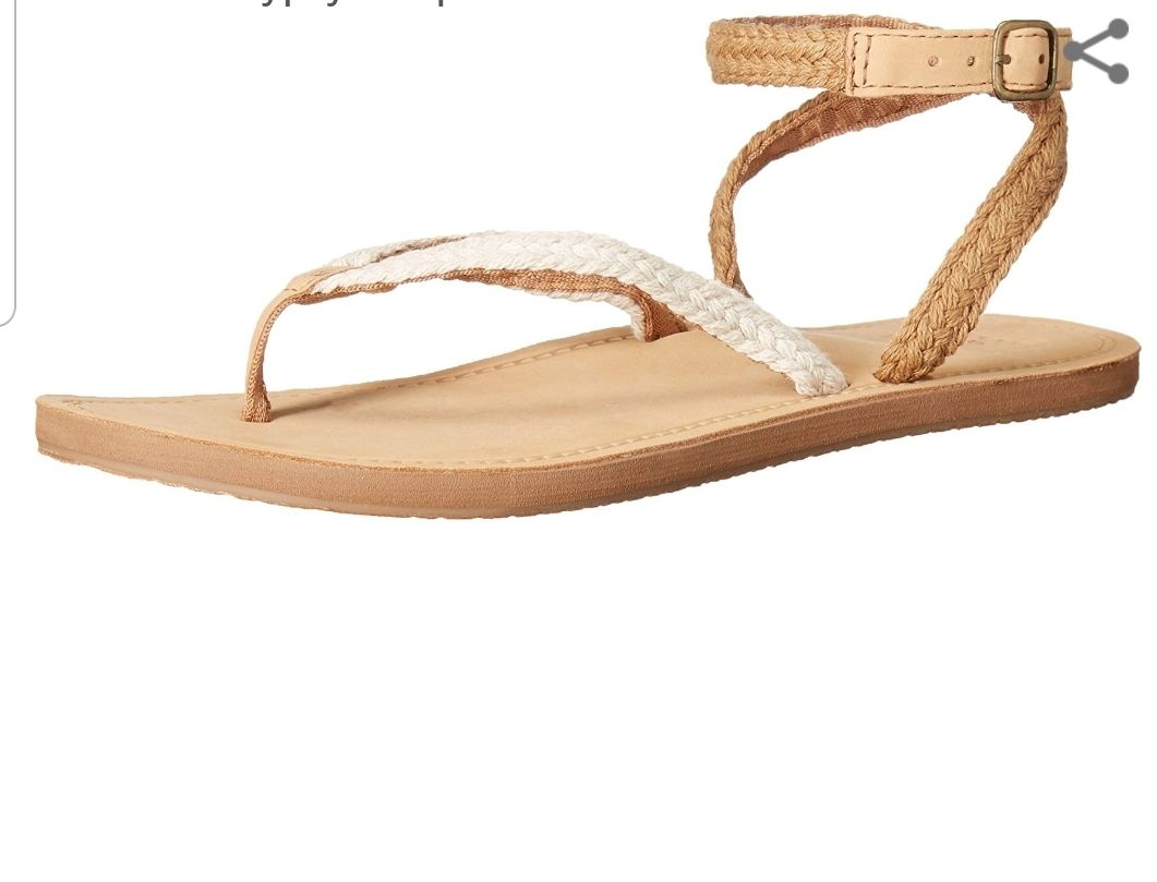 Reef wrap around ankle Gypsy sandals