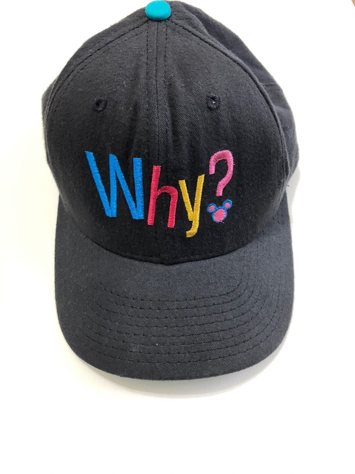 Goofys Hat Black baseball cap walt disne