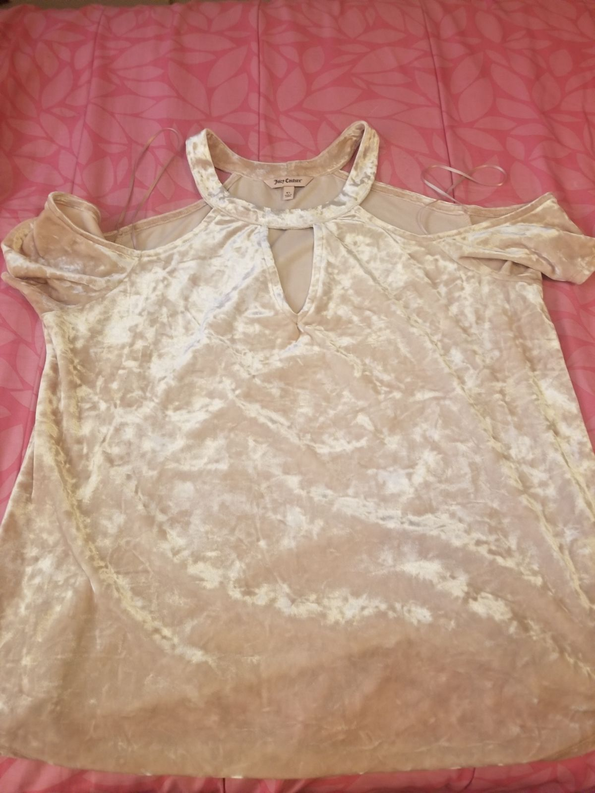 Juicy Couture blouse size x-large