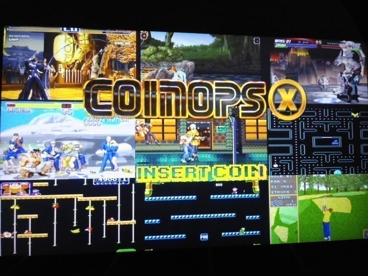 Arcade Coinops X v5.0 5400+ Legends Ultimate-Loaded with features