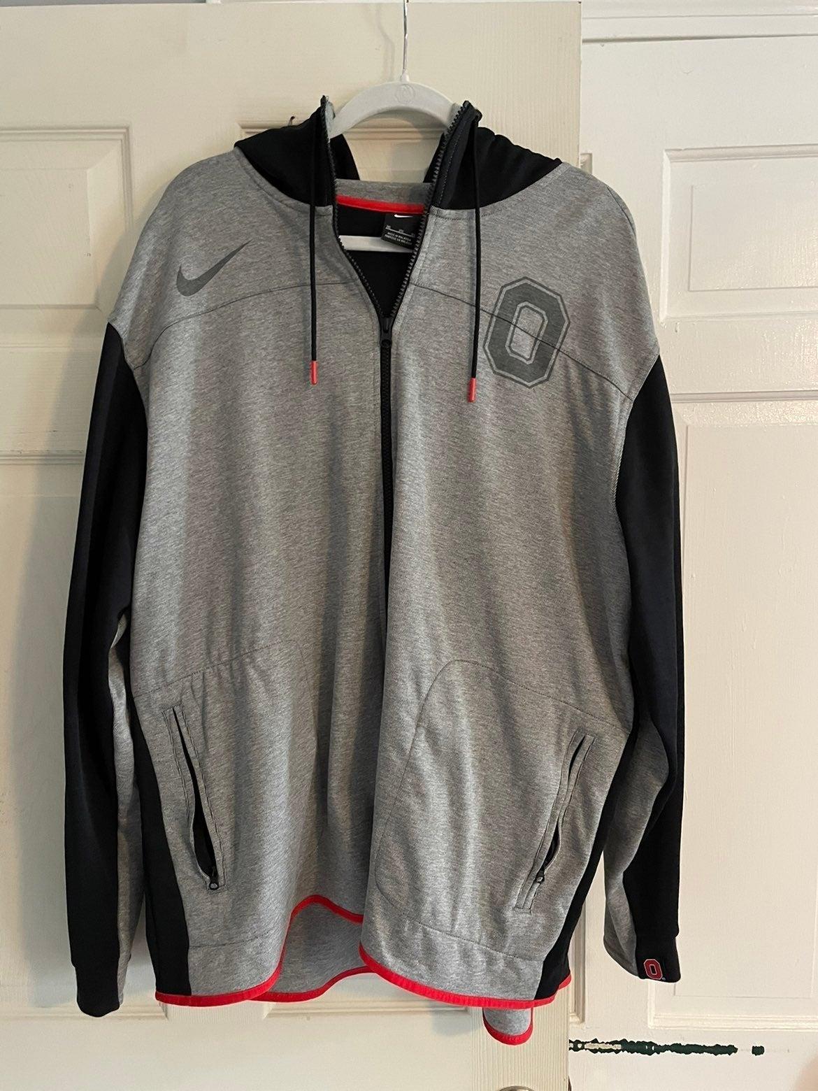 Nike  Ohio State jacket.(hoodie)