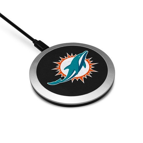 NFL Miami Dolphins Wireless Charging Pad
