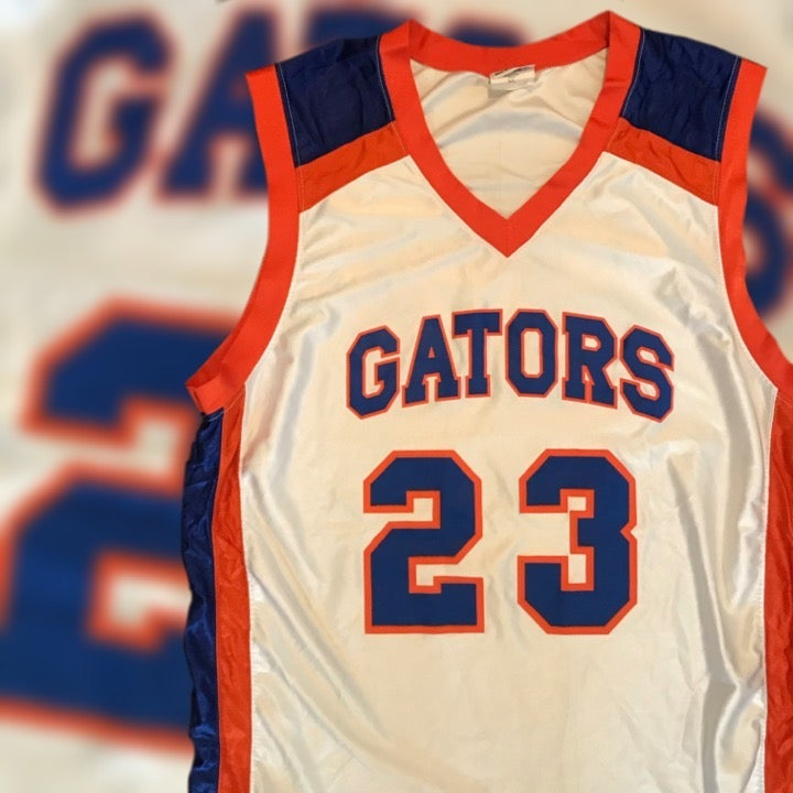 Vintage Florida Gators Basketball Jersey