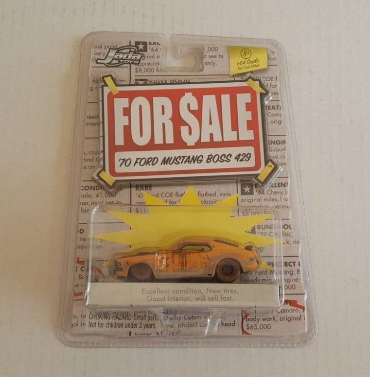 Jada Mustang Diecast For Sale Boss 429