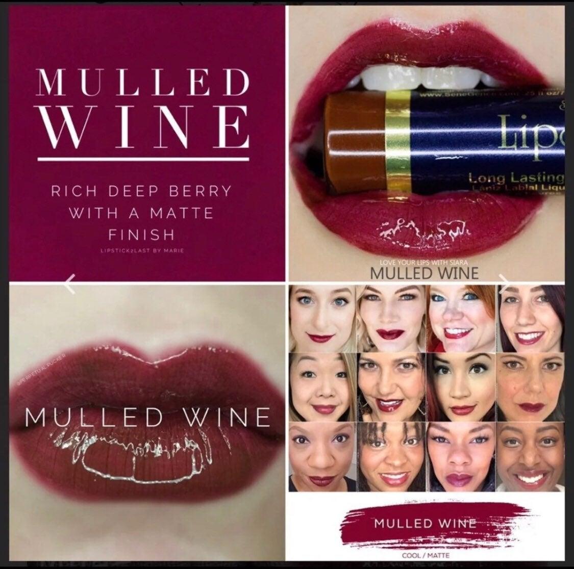 LipSense Mulled Wine Tester