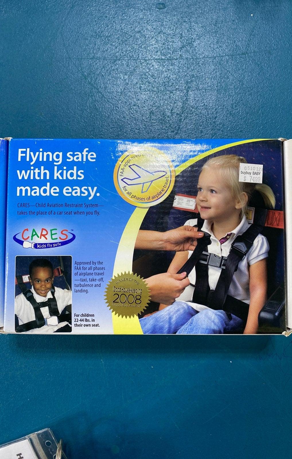 Child Aviation Restraint System