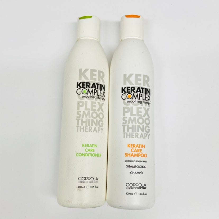Coppola Keratin Complex Shampoo Conditio