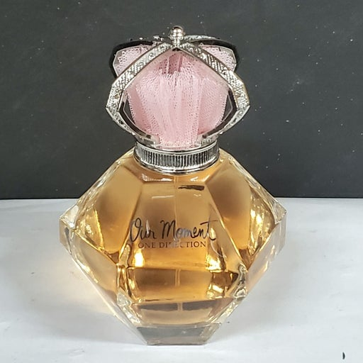 One Direction OUR MOMENT perfume 3.4 oz