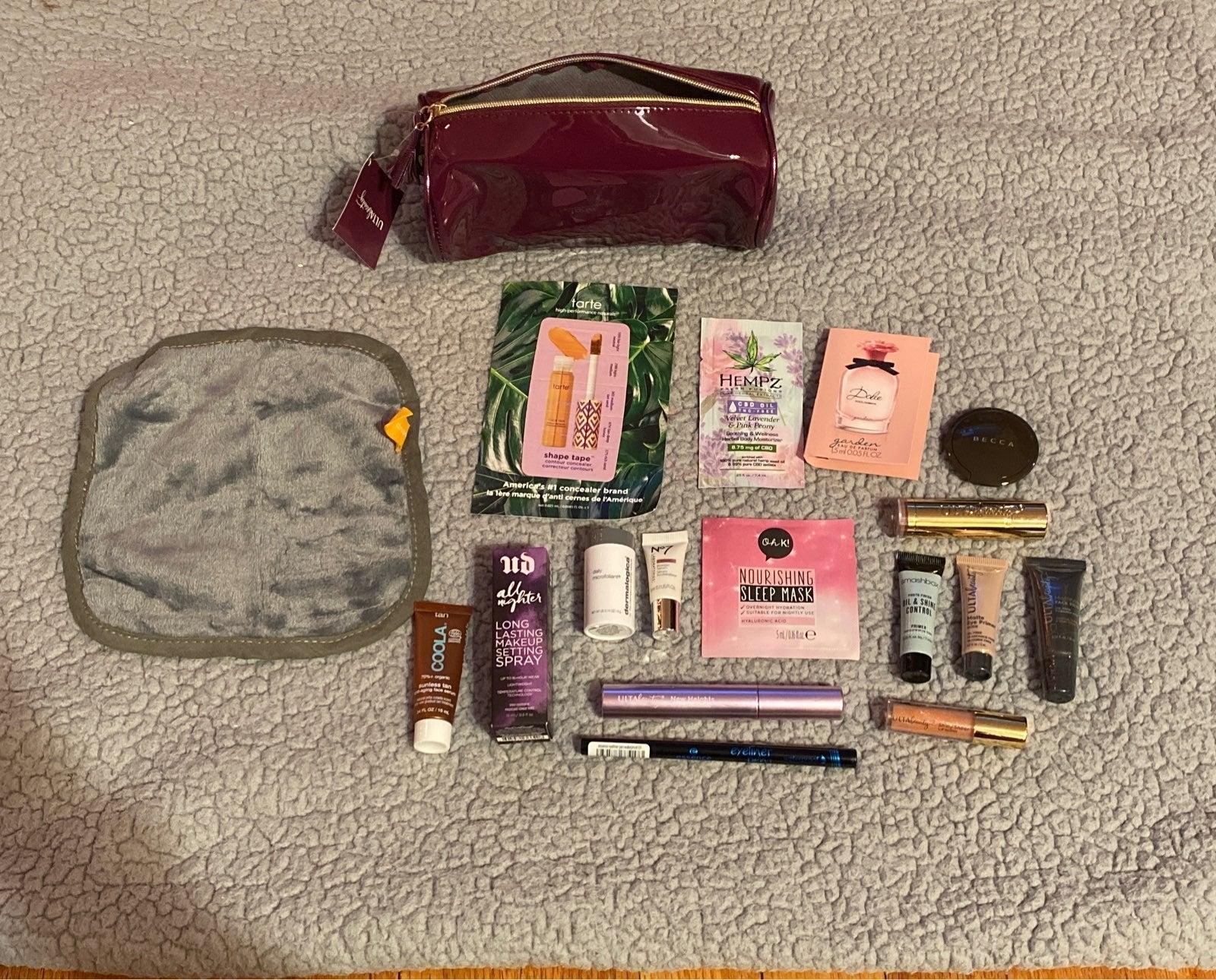 18 piece beauty bundle