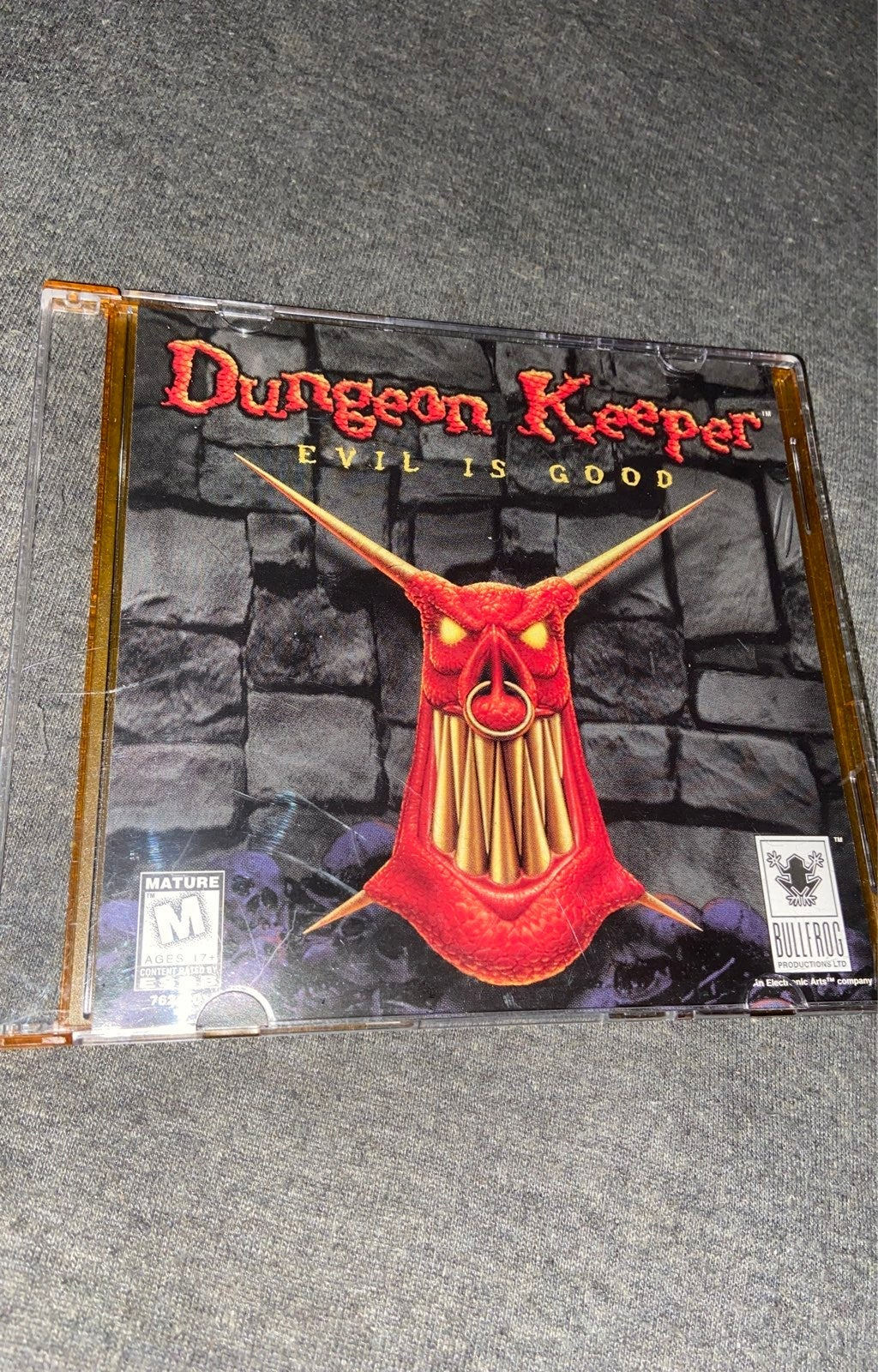 """""""Dungeon Keeper Evil Is Good"""" - PC Game"""