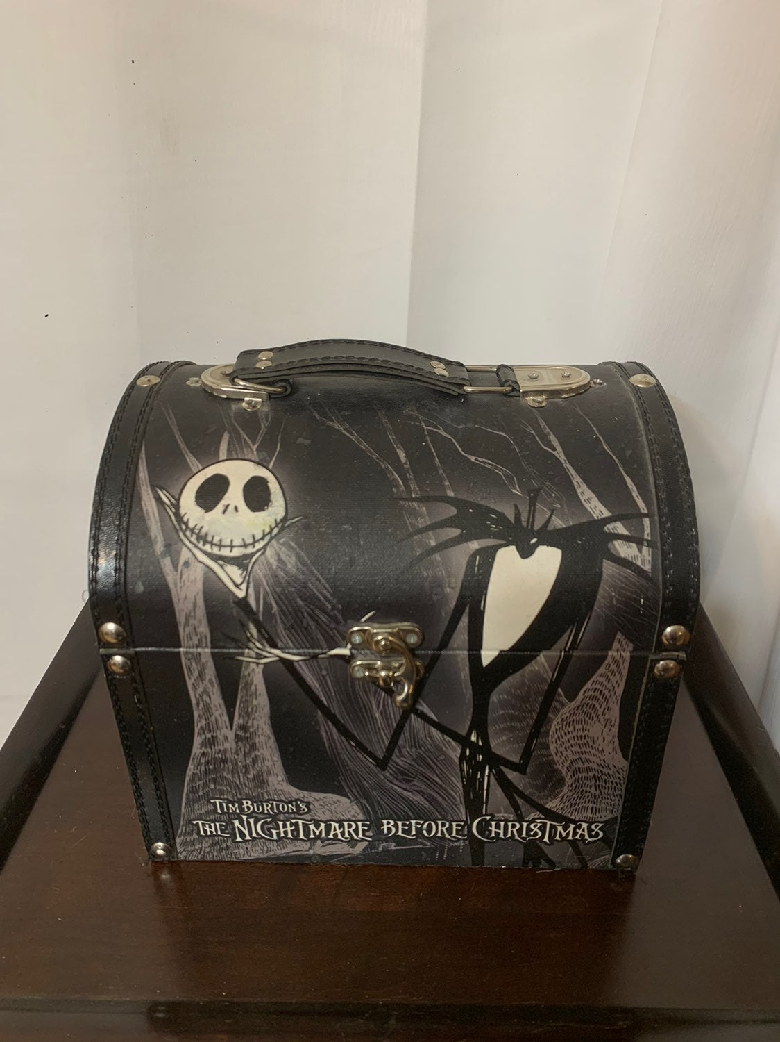 Nightmare Before Christmas Jack Skelling