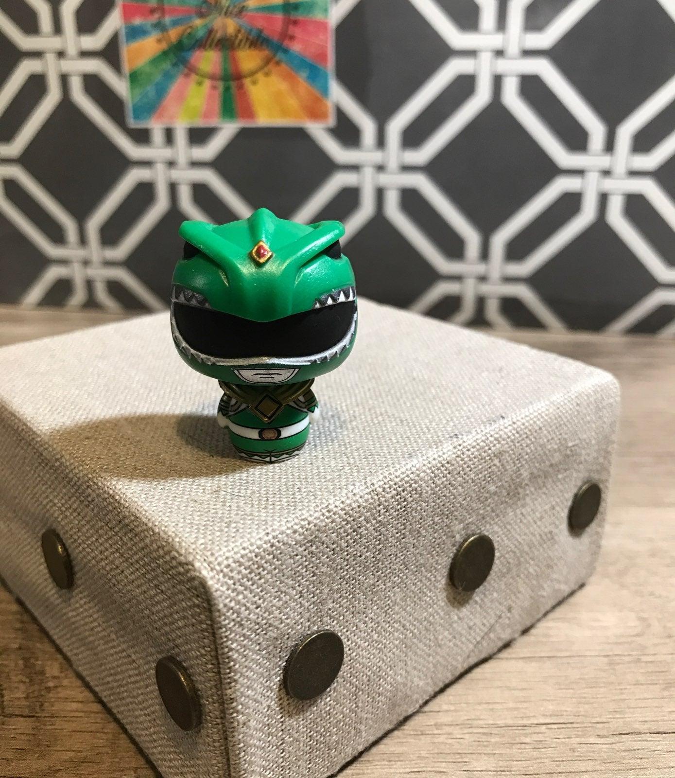 Pint Size Hero Green Power Ranger