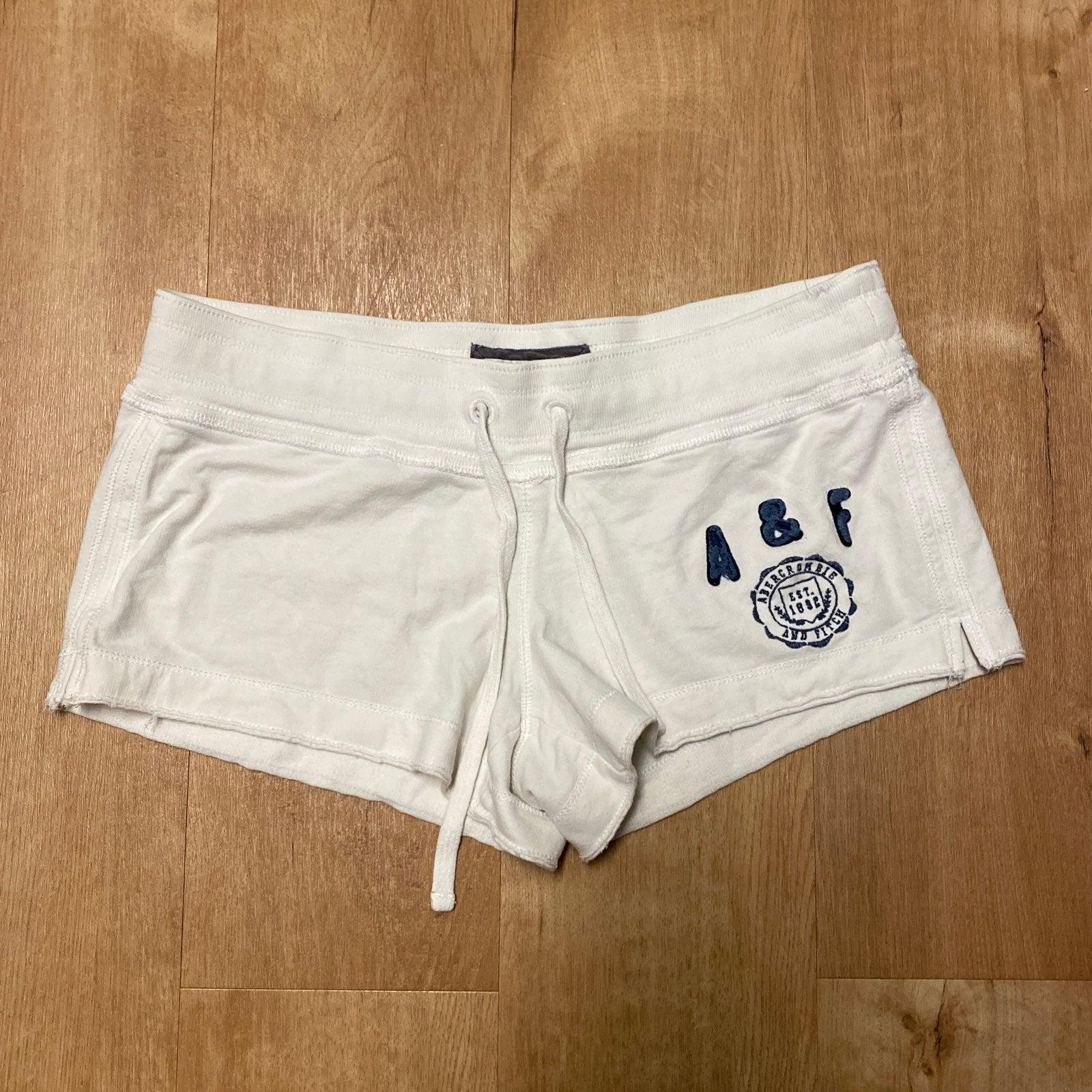 Abercrombie Sweat Shorts Small
