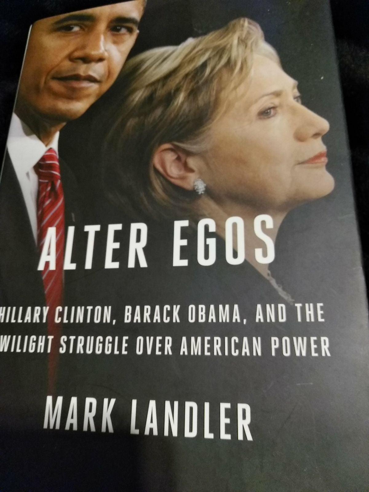 Alter Egos hardback biography & autobiog