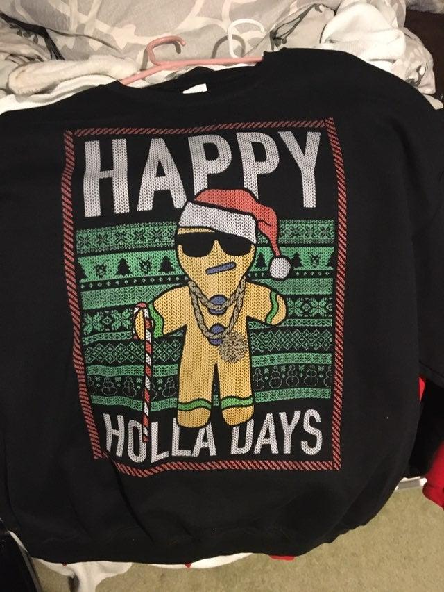 Xmas sweatshirt new! 2xl
