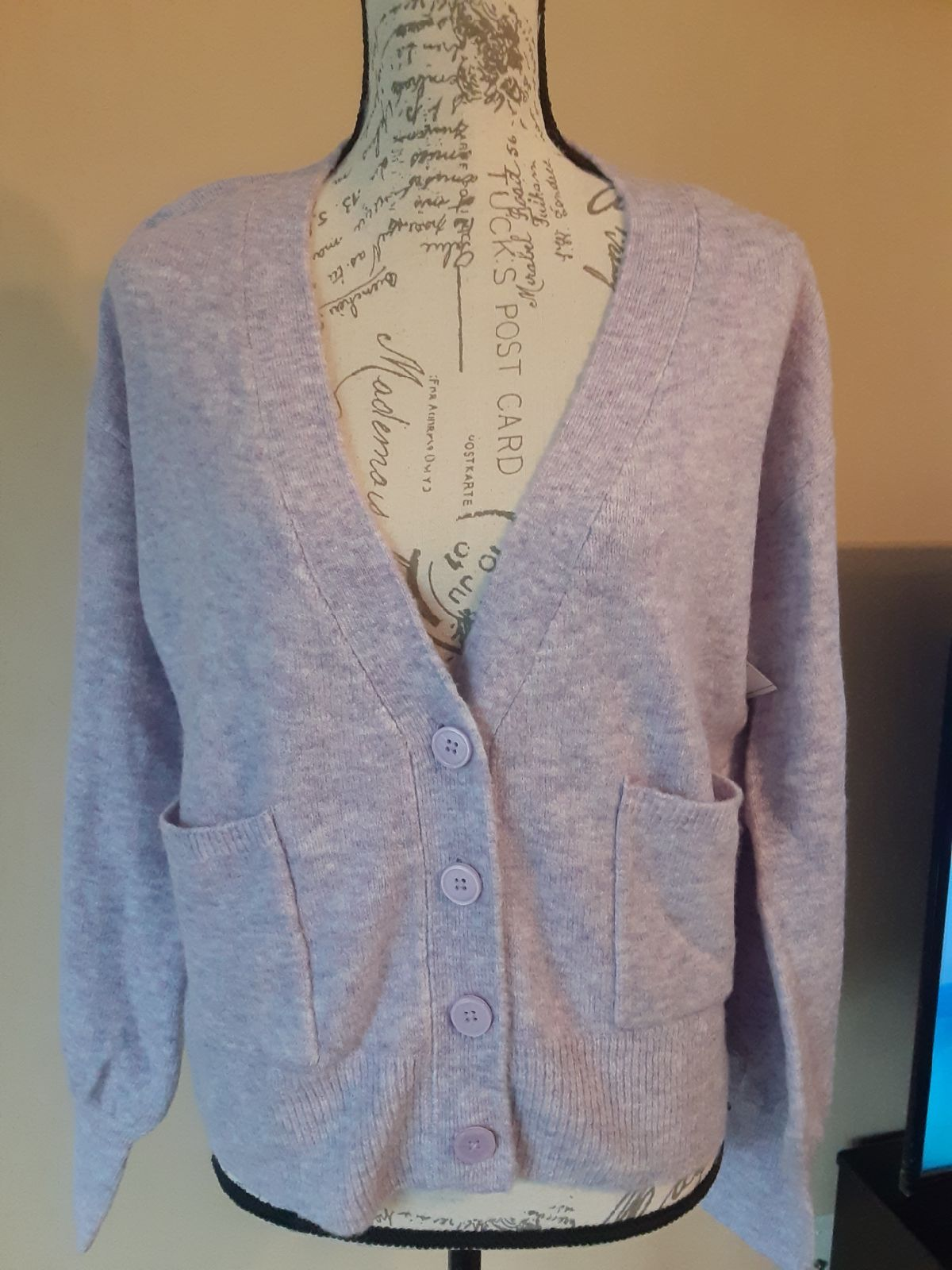 A New Day women button down cardigan
