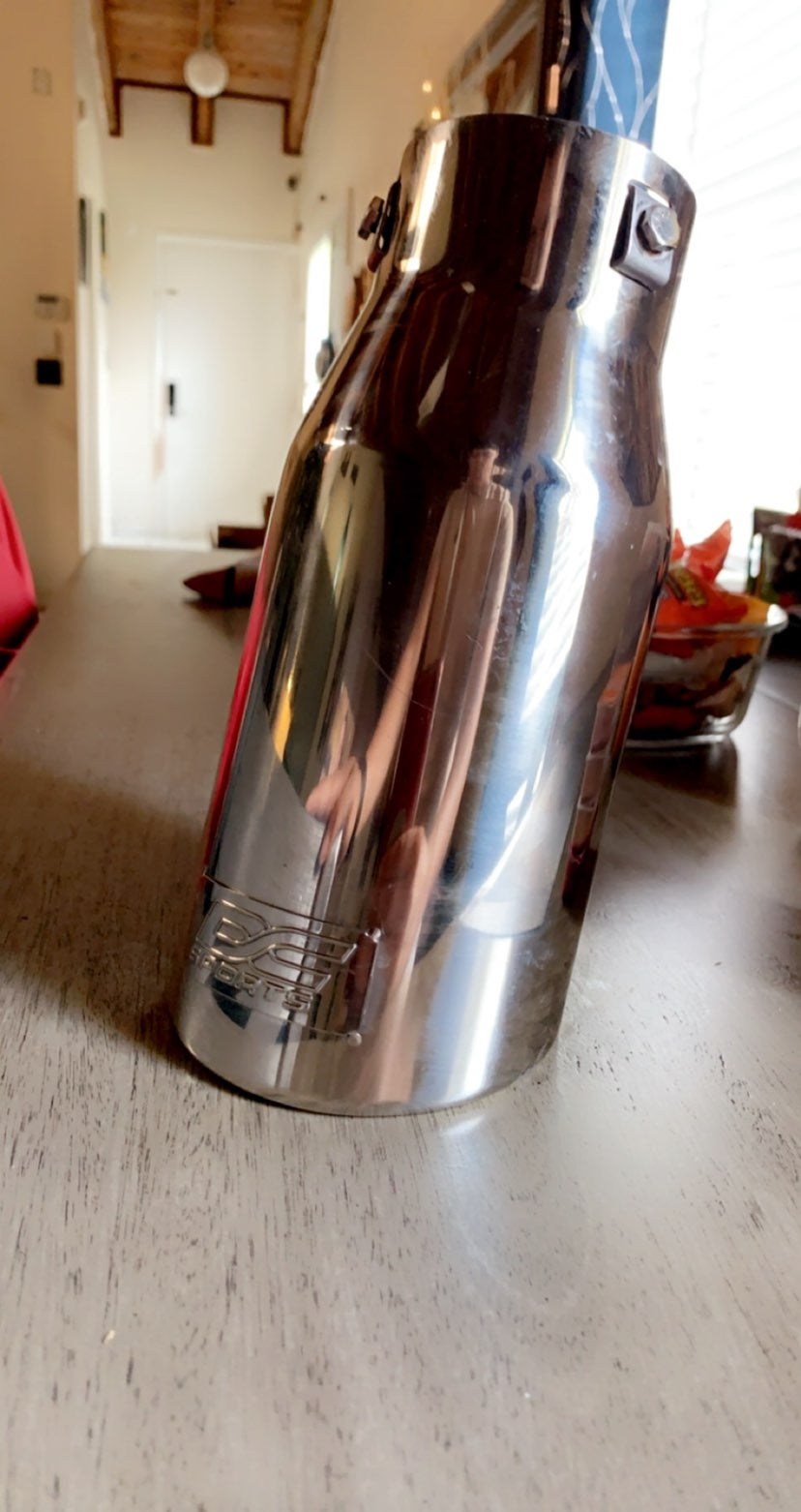 DC sports exhaust tip