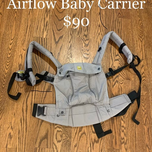 lillebaby carrier complete airflow