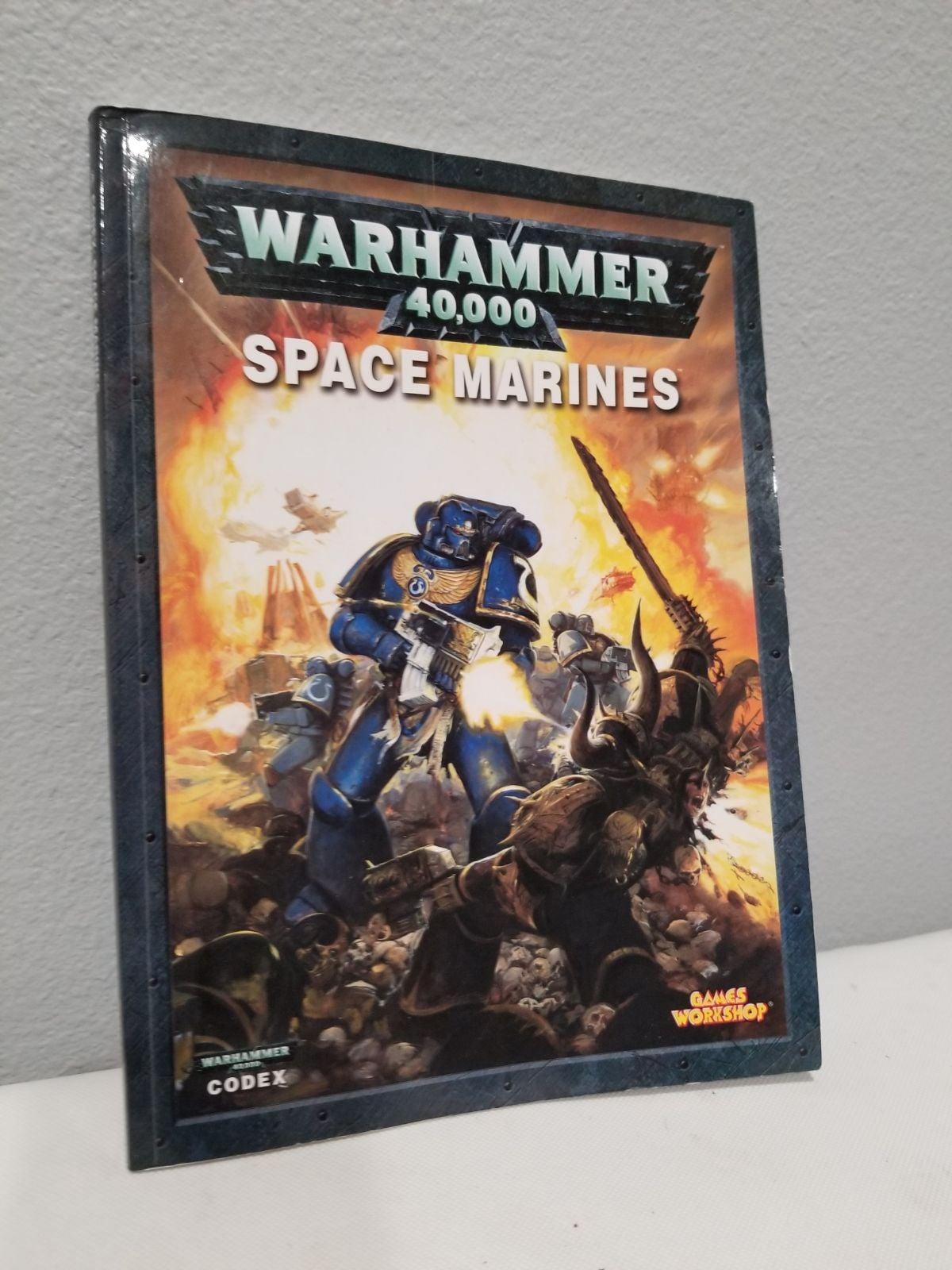 Codex Space Marines by Matthew Ward