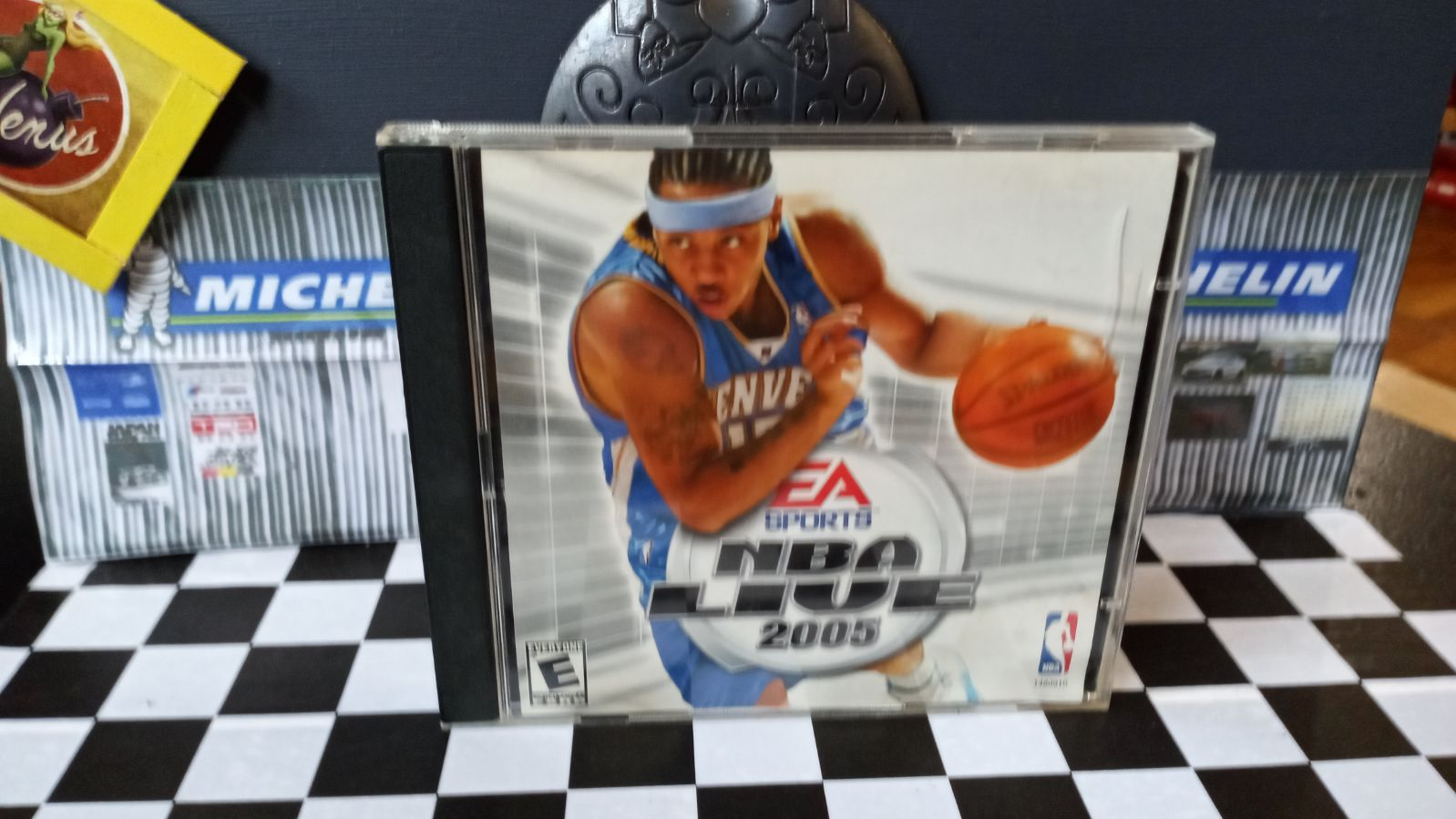 PC - CD NBA LIVE 2005 EA SPORTS games