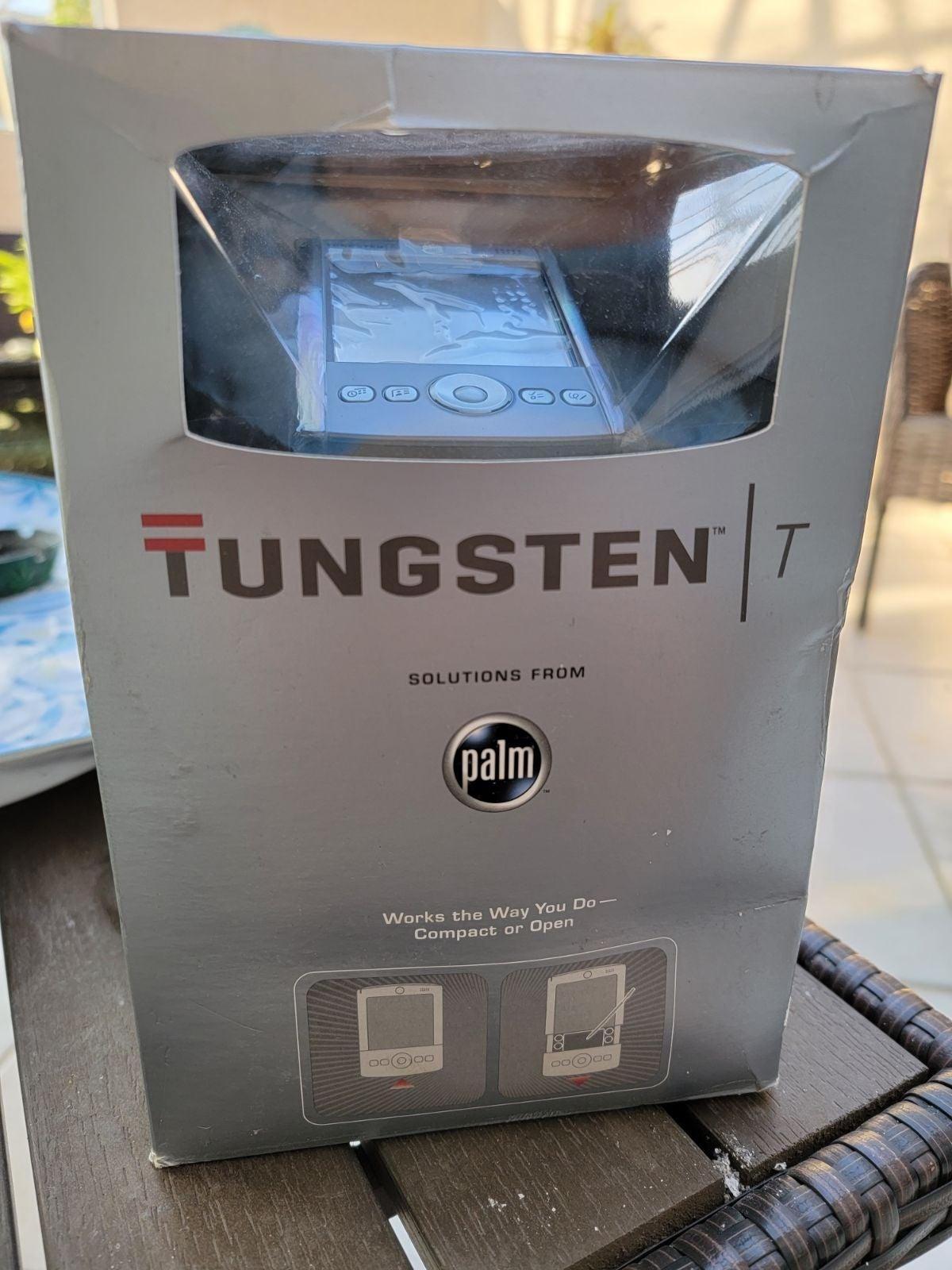 Palm One Tungsten palm pilot P80850US