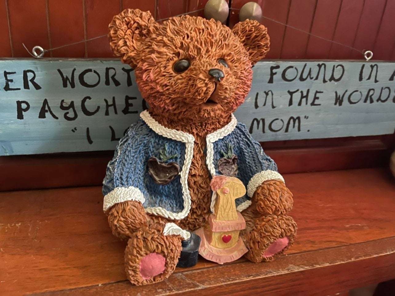 collectibles bear