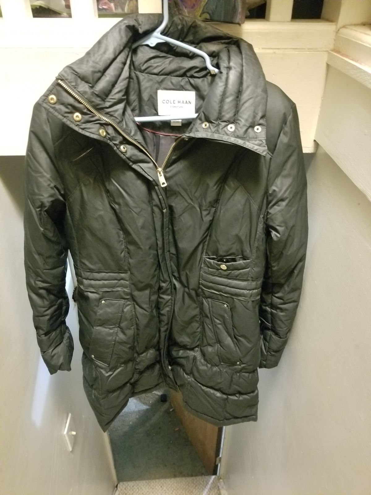 Cole Haan size medium winter Jacket