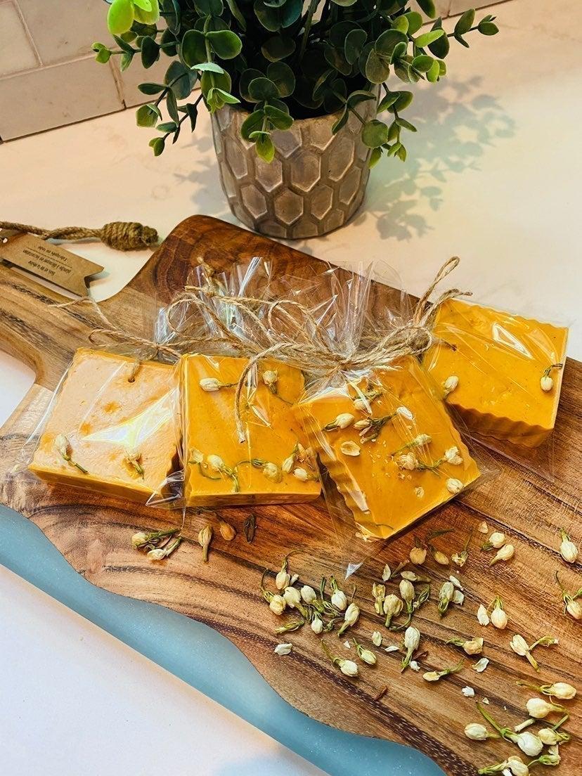 Turmaric soap bar