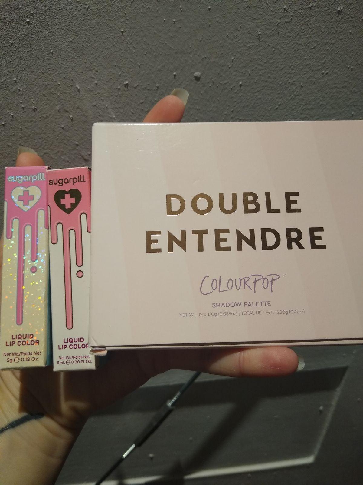 Colourpop & SugarPill Bundle