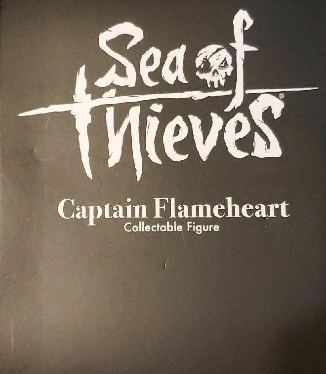 Lootcrate exclusive Sea Of Thieves Capta