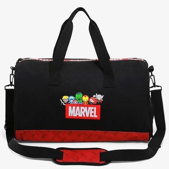 Loungefly Marvel Avengers Duffel Bag