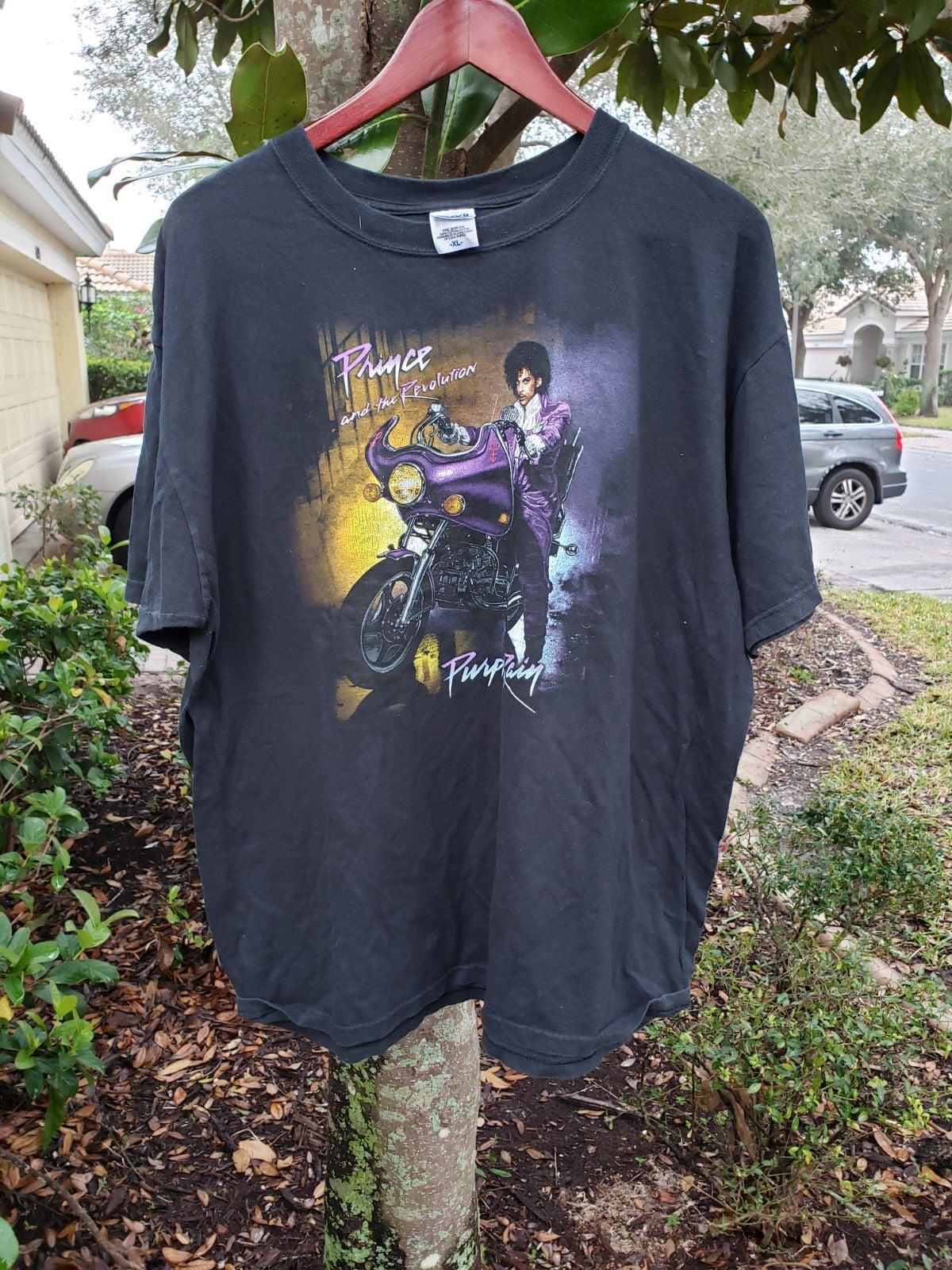 Vintage prince shirt