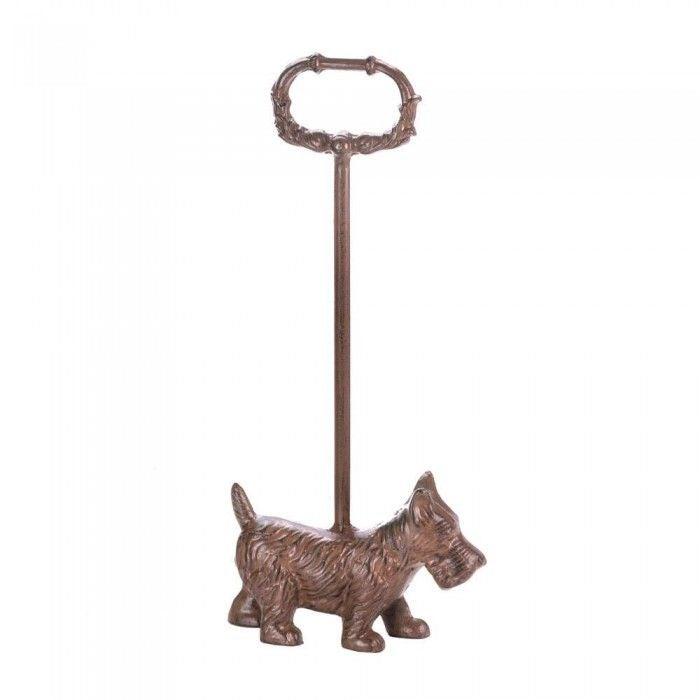 Doggy doorstop