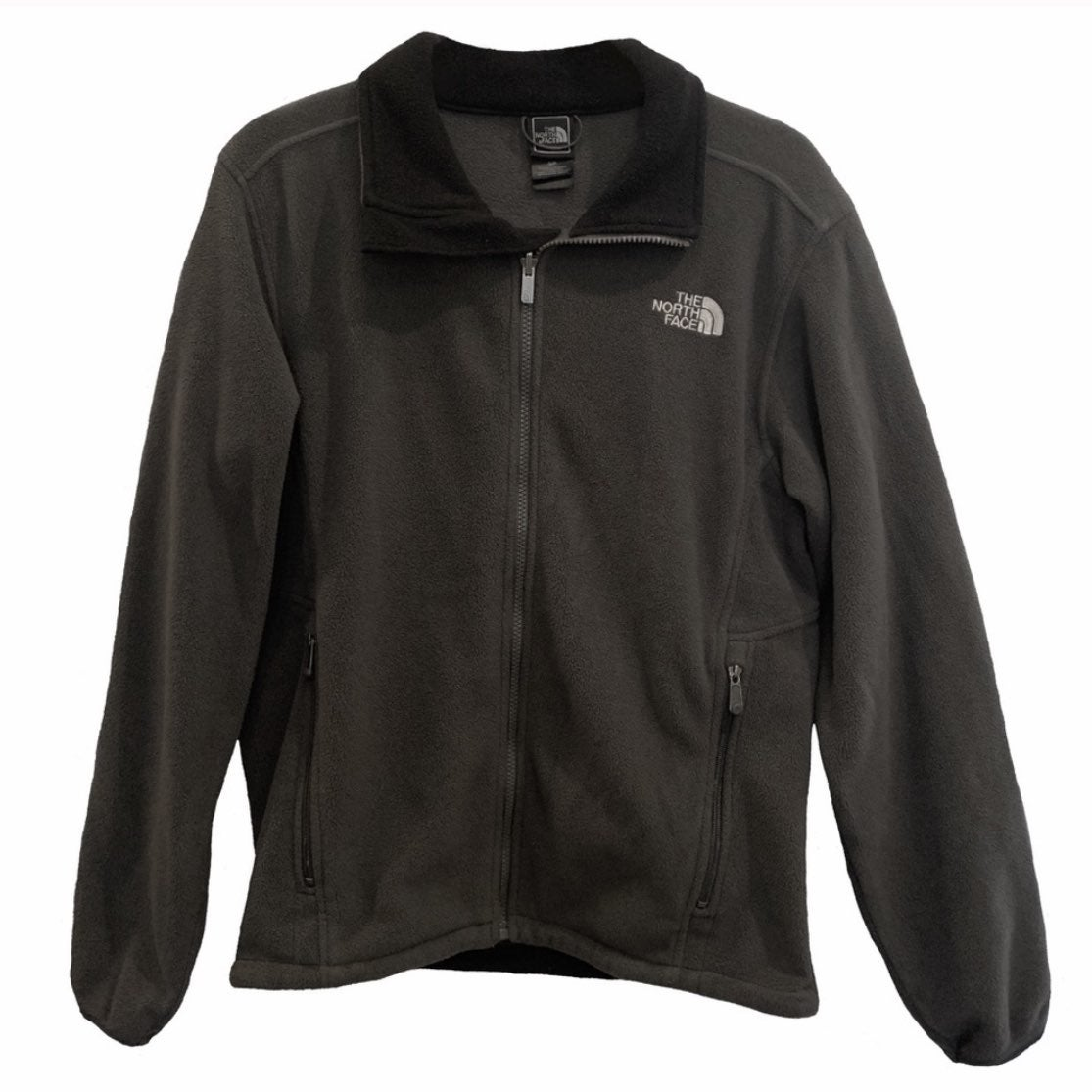 The North Face Light Grey Jacket