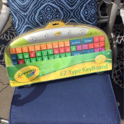 Crayola Large EZ Type KeyBoard