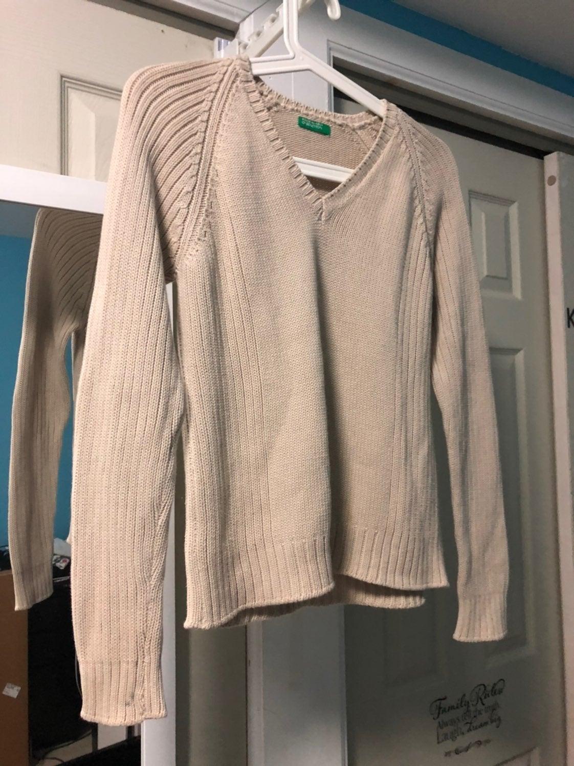 Sweater vintage benetton
