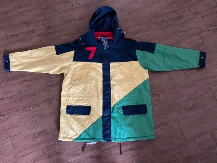 Polo Sport Ralph Lauren 3/4 Jacket Sz L