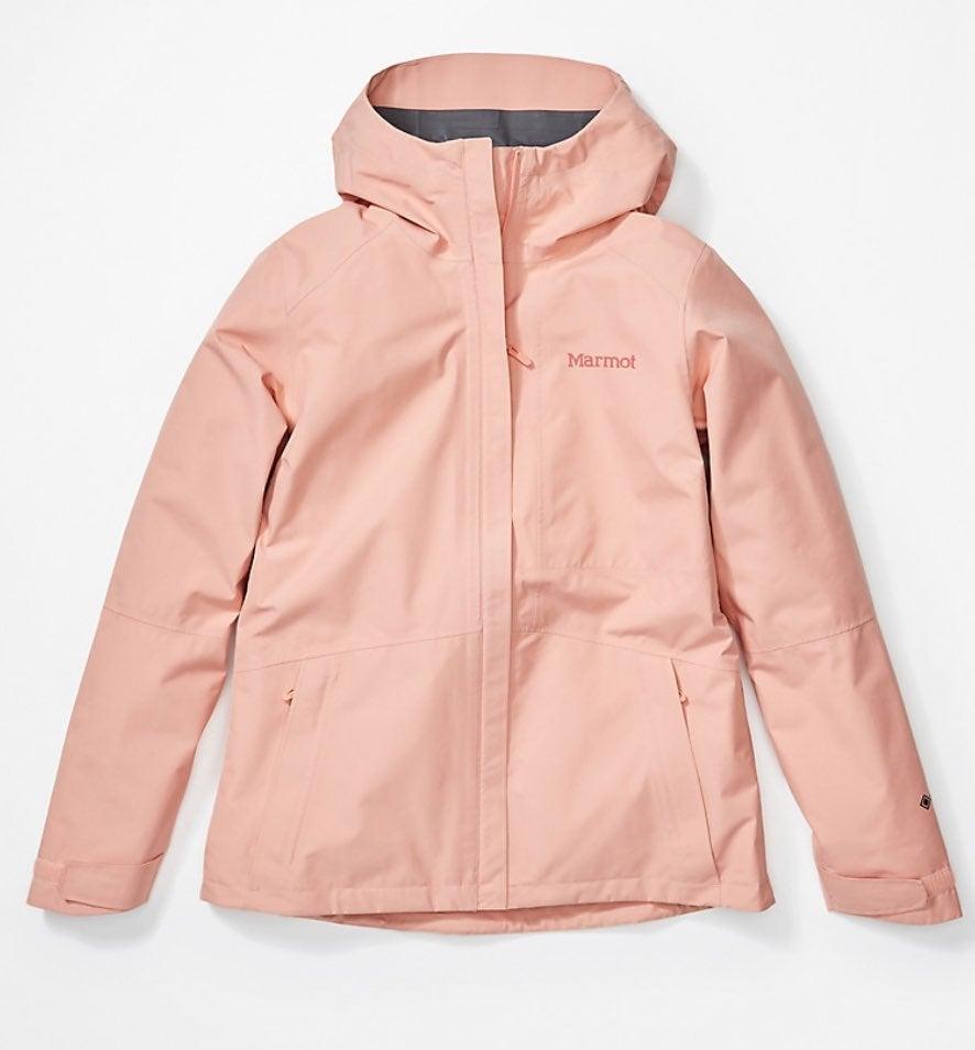 Marmot Hooded Rain Jacket