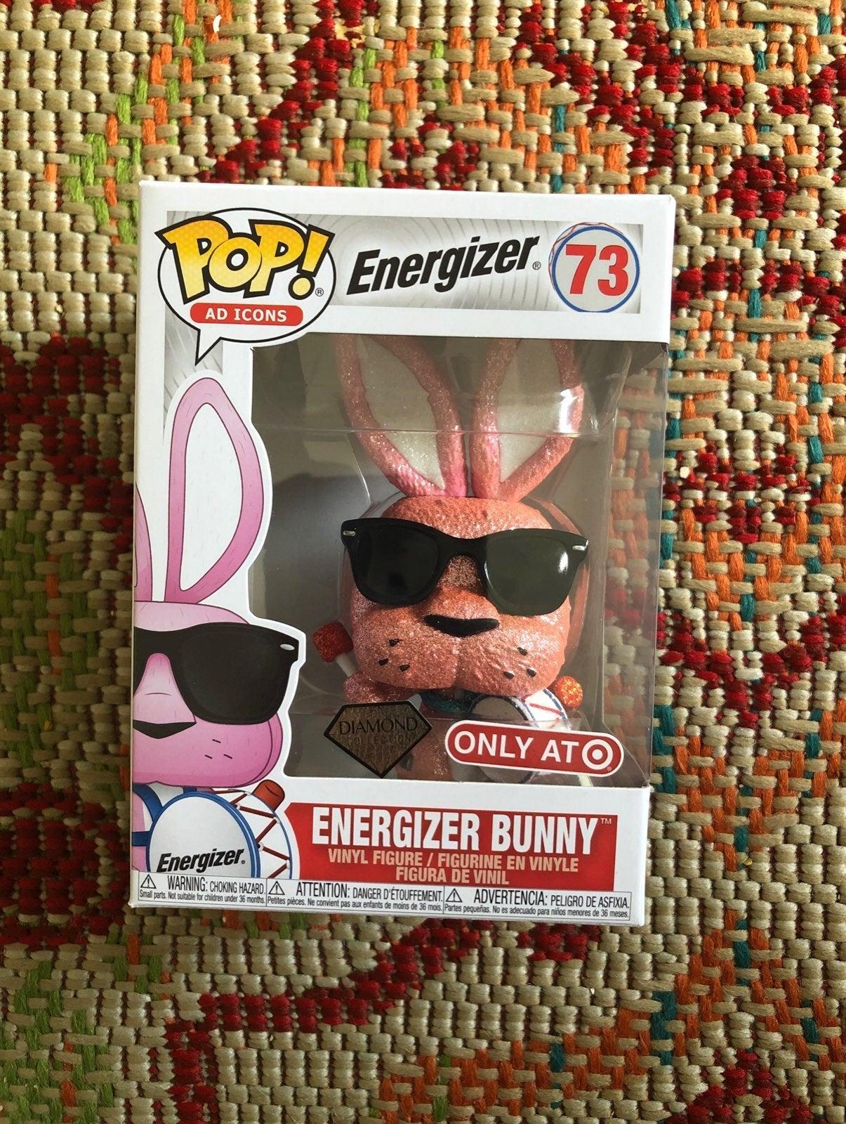 Funko Pop! Diamond Energizer Bunny