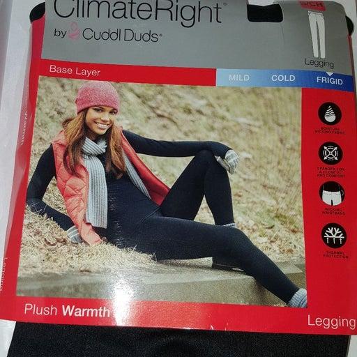 Woman's thermal leggings