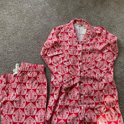 Womens holiday pajamas