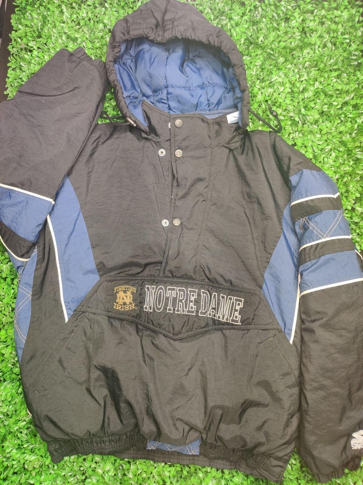 Vintage Starter Notre Dame jacket