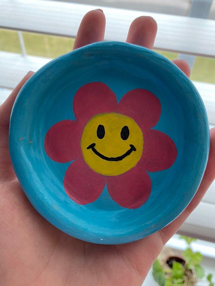 flower ring tray