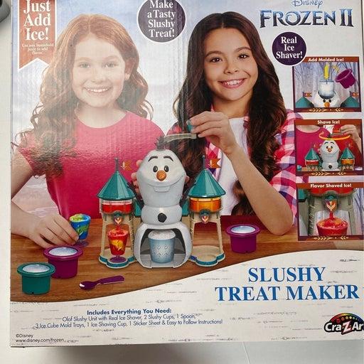 Disney Frozen 2 Slushy Treat maker