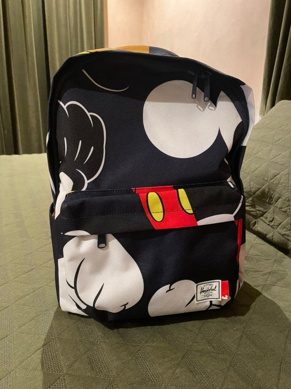 Mickey mouse xl herschel laptop backpack